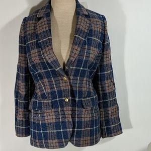 NWT Boast Women's Wool Harris Tweed Jacket Size S